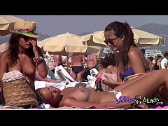 Lets play Strip Poker Card Games on the Party Beach
