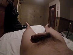 BIG LOADS HAIRY -Skip to min 6:20 to see the 6 shots of CUM - DICK GUY ON SPA BED JACUZZI ROOM SAUNA SPA JERKS HIMSELF