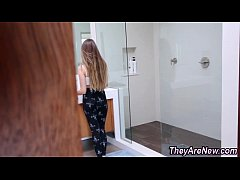 Pov teenager spunk soaked