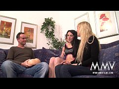 MMV FILMS Amateur German Threesome
