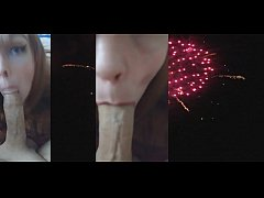 Girl Gets Fucked On Independence Day