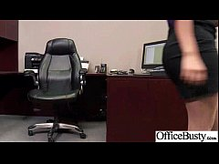 Hardcore Sex In Office With Big Round Boobs Horny Girl (diamond kitty) vid-09