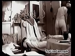 Nasty wife masturbates at TryLiveCam.com