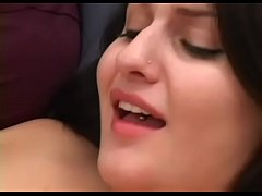 asian girl fucked by her friends and suck cock .
