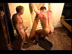 On St. Andrews Cross I paddle his balls.