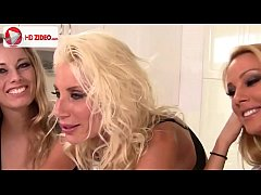 Puma Swede and Sandy Get Off!