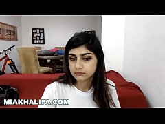 Mia Khalifa - Behind The Scenes Blooper (Can You See Me?)