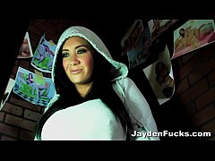 Solo Jerk Off Booth With Jayden Jaymes