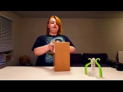 mister hankeys toys review first impression tentacle dildo