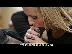 Compilation Of Teens Fucking Big Black Cocks