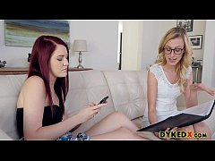 DykedX - Getting Sluts To Understand - Alexa Grace And Jewels