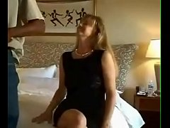 MaxCuckold.com - Pretty whore in interracial porn