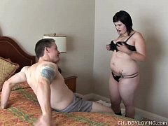 Cute chubby goth is a super hot fuck and loves ...