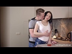 X-Angels.com - Emily Bender - Hot mixture of tea and sex