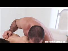 Mormon Twink Fucked Hard By Daddy Bear