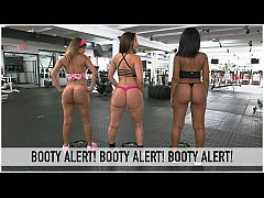 BANGBROS - Big Ass Parade Orgy At The Gym With Valerie Kay and Arianna Knight