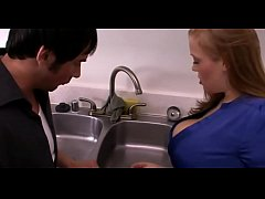 crazyamateurgirls.com - Redhead fucks the plumber - crazyamateurgirls.com