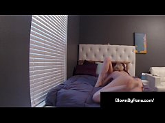 Samantha Rone Gets Lily Cade's Hips Grinding On Her Face!