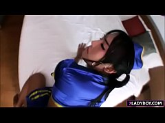 Ladyboy Meme Cosplay BJ And Bareback