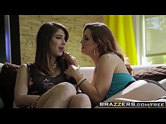 brazzers - hot and mean - fuck friends never get married scene starring karina white and karlie mont