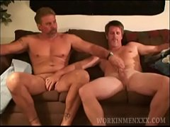 Mature Amateurs Ray and Robert Fuck