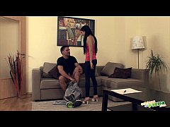 Toni Ribas and Kerry POV in Actricesdelporno - Full scene