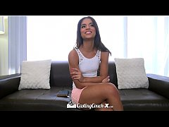 CastingCouch-X - Porn casting with sexy latina Gabriella Ford