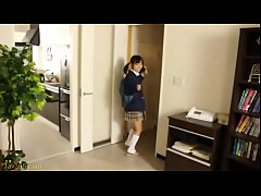 Kagami Shuna is a young wife that wants cum in her pussy.