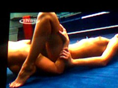 Nude Fight Soft Club - Scene 01