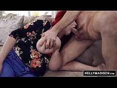 RYAN MADISON Titty Fucks and Creampies Big Tit MILF