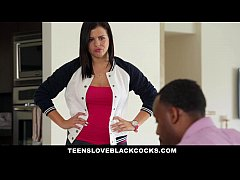 TeensLoveBlackCocks - All Natural Keisha Grey G...