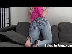 I will give you a nice handjob in nothing but jeans JOI