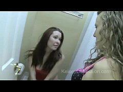 melody Jordan  uses kelsey obsession  to sniff her farts