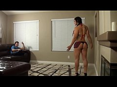 Serena Scorn in School Yard Beatdown Preview