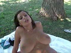 Outdoor Sex Big Boobs