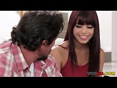 VODEU - Daddy makes sextape with her stepdaughter