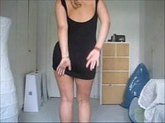 Hot Teen Stripping on Webcam - SuperJizzCams.com