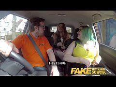 HD Fake Driving School The Sex Party Tryout