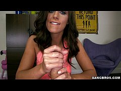 Whitney Westgate Jerks your Dick