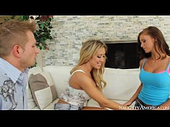 Capri Cavanni & Whitney Westgate Sexy Threesome - Fapp.me\/2chicks