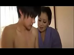 Mom seducing her son