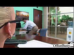 Sex Tape In Office With Nasty Wild Worker Girl video-25