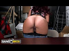 BANGBROS - Latin Redhead Sophia Steele Gets Her Big Ass Fucked By Sean Lawless