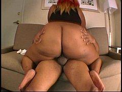BUTTA ...Thick Big Butt Redbone