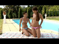 Poolside Passion by Sapphic Erotica - sensual l...