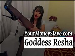 Asian Goddess in cam wearing pantyhose takes all She wants from me