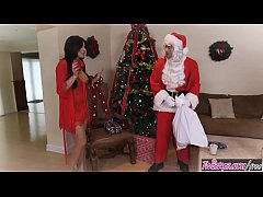 Twistys - All I Want For Christmas - Xander CorvusNikki Capone