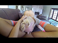 Natasha Voya and Katerina Kay Licking Each Other Out in POV