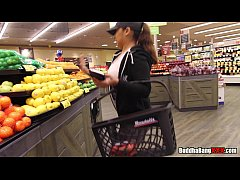 Hot Latina At The Market Place-trailer