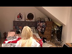 Non Nude Tease of Czech Teens Party Lingerie and Mini Skirts Try On at Home